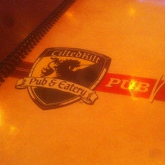 Photo taken at Tilted Kilt Pub & Eatery by Ricky P. on 6/16/2012