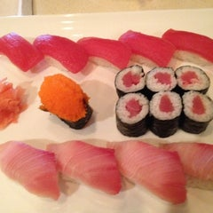 Photo taken at Take Sushi Japanese Restaurant by Scot on 4/29/2012