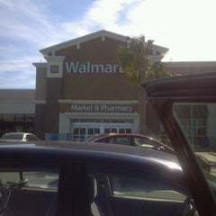 Photo taken at Walmart Supercenter by Mike J. on 1/28/2012