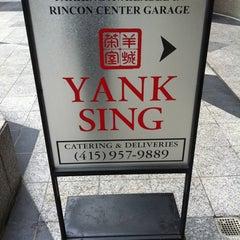 Photo taken at Yank Sing by Suzi M. on 2/13/2011