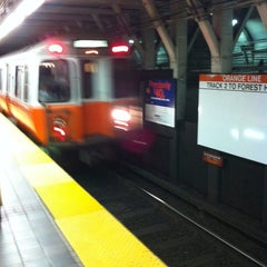 Photo taken at MBTA Downtown Crossing Station by Thomas S. on 9/25/2011