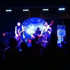 Photo taken at House of Rock by Jake L. on 5/26/2012