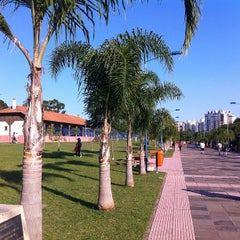 Photo taken at Parque Germânia by Cid T. on 5/20/2012