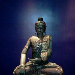 Photo taken at Buddha Bar by Lucia G. on 12/12/2011