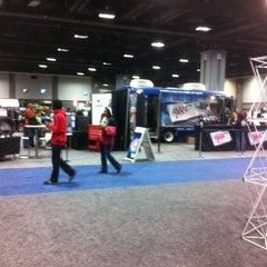 Photo taken at Washington D.C. Auto Show by Melvin B. on 1/29/2012