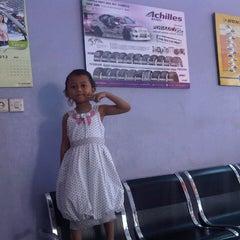 Photo taken at Nusantara ban by wawan memang egois on 7/21/2012