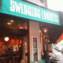 Photo taken at Swinging Londress by Michael M. on 6/6/2011