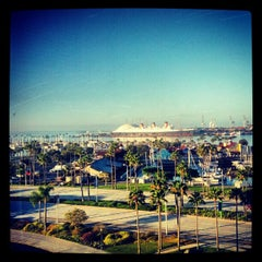 Photo taken at AVIA Long Beach by StrobieOne C. on 6/26/2012