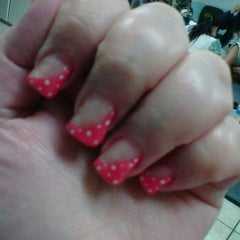 Photo taken at Spa Nails by Ann B. on 1/27/2012
