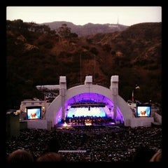 Photo taken at The Hollywood Bowl by Marilyn L. on 6/23/2012