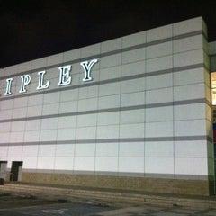 Photo taken at Ripley by Franco L. on 11/12/2011
