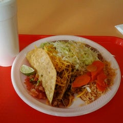 Photo taken at Rodolfo's Mexican Grill by Zachary B. C. on 12/28/2011