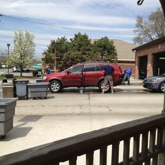 Photo taken at Hoffman Car Wash by Tara on 4/17/2012