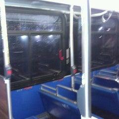 Photo taken at MTA Bus - B61 by Mina V. on 9/25/2011