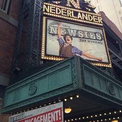 Photo taken at Nederlander Theatre by Scott B. on 4/18/2012