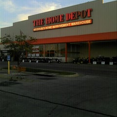 Photo taken at The Home Depot by Robyn K. on 10/9/2011