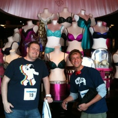 Photo taken at Victoria's Secret PINK by Logan C. on 9/10/2011