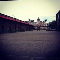 Photo taken at Fercori - Antigua Aduana by Alonso R. on 8/26/2012