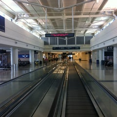 Photo taken at Concourse A by C W. on 5/12/2012