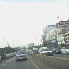 Photo taken at Ngam Wong Wan Road by Amornset (อุ๋ย) P. on 10/21/2011