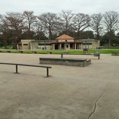 Photo taken at San Pedro Park by Zachary N. on 12/21/2011