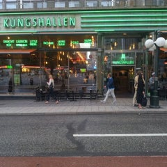 Photo taken at Kungshallen by yst on 8/23/2012