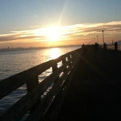 Photo taken at Berkeley Marina by John C. on 1/2/2012