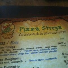 Photo taken at Pizza Strega by Vlad M. on 12/3/2011