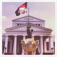 Photo taken at Museum Nasional Indonesia by AY Teguh P. on 6/17/2012