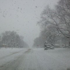 Photo taken at Snowpocalypse 2011 - Milwaukee by Young D. on 2/20/2011