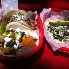 Photo taken at Torchy's Tacos by Devin L. on 7/5/2011