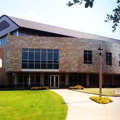 Photo taken at Smith Entrepreneurs Hall by TCU on 8/24/2011