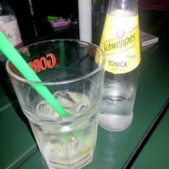 Photo taken at Gasolina by Nataly on 8/1/2012