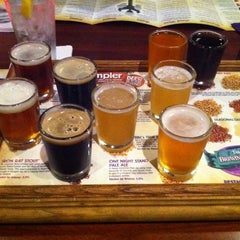 Photo taken at Tampa Bay Brewing Company by Thomas M. on 8/9/2011