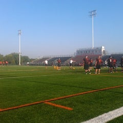Photo taken at Osseo High School by Dave G. on 8/24/2012