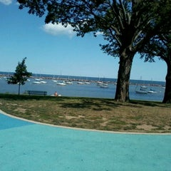 Photo taken at South Shore Park by Nahum V. on 8/21/2011