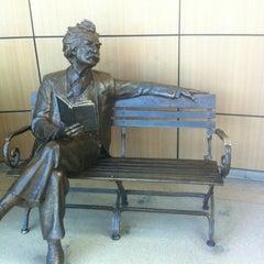 Photo taken at Southfield Public Library by Manjeet K. on 3/17/2012