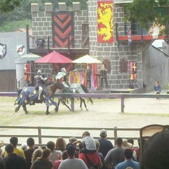 Photo taken at New York Renaissance Faire by Heather S. on 8/14/2011