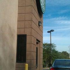 Photo taken at Starbucks by Janet R. on 10/21/2011