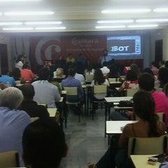 Photo taken at Escuela de Negocios Cámara Sevilla by Pascual A. on 9/5/2011