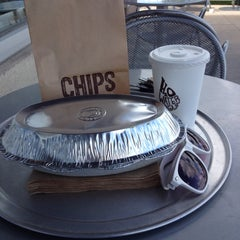Photo taken at Chipotle Mexican Grill by Brock on 9/8/2012