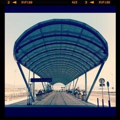 Photo taken at Terminal 3 by Jesus A. on 6/17/2012