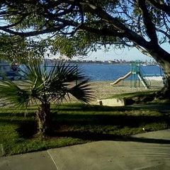 Photo taken at Bahia Resort Hotel - San Diego by Sandee C. on 12/10/2011