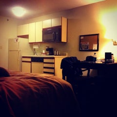 Photo taken at Candlewood Suites by Dan L. on 3/6/2012