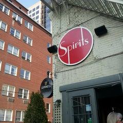 Photo taken at Spirits Bar & Grill by Jeffrey L. on 3/16/2012