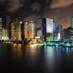 Photo taken at Conrad Miami by Leon V. on 4/18/2012