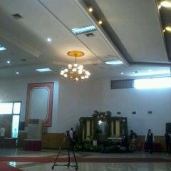 Photo taken at Gedung Pertamina Cempaka Putih by Dody S. on 5/5/2012