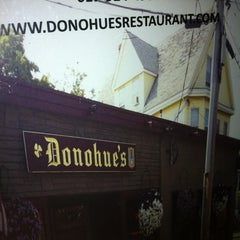Photo taken at Donohue's Bar and Grill by Jason L. on 5/9/2012