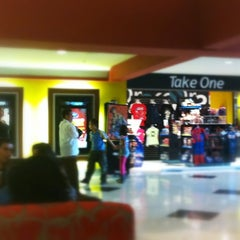 Photo taken at Cinemex by Roberto H. on 8/27/2012