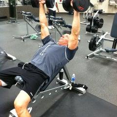 Photo taken at LA Fitness by John K. on 5/22/2012